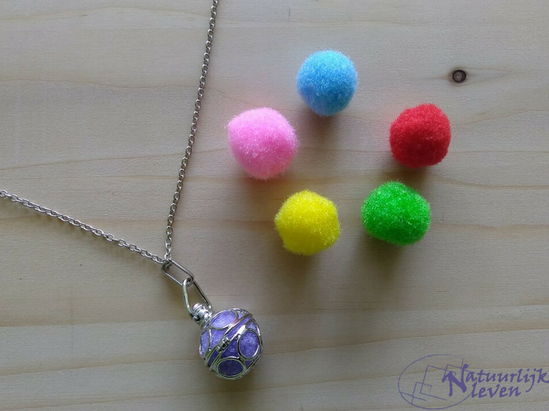 Diffuserketting bal 2