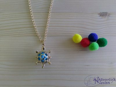 Diffuserketting schildpad