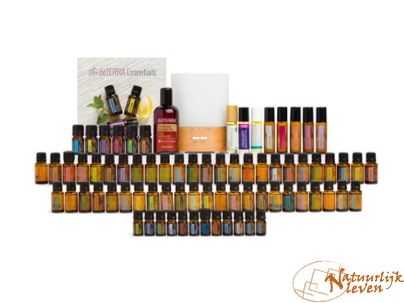 Essential Oil Collection Kit